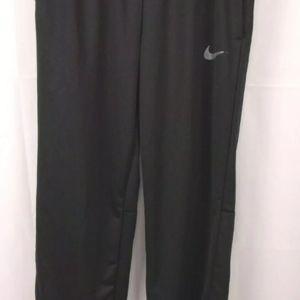 Nike Men's Medium Black Athletic Pants New Flaw